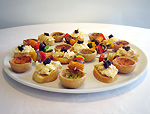Wedding Catering Canapes
